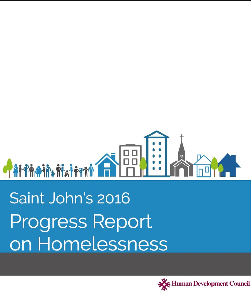 Saint John Homelessness Progress Report