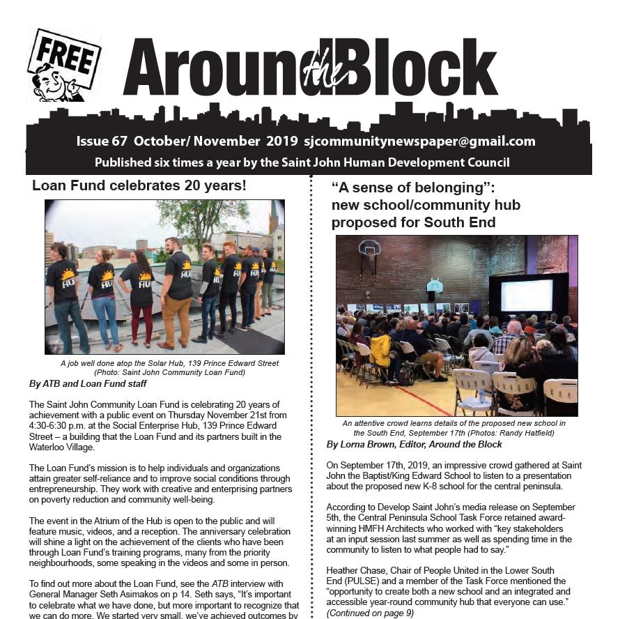 Around the Block Issue 67