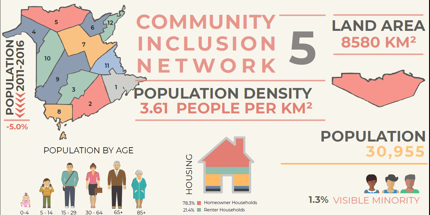 Community Inclusion Network Volume 5