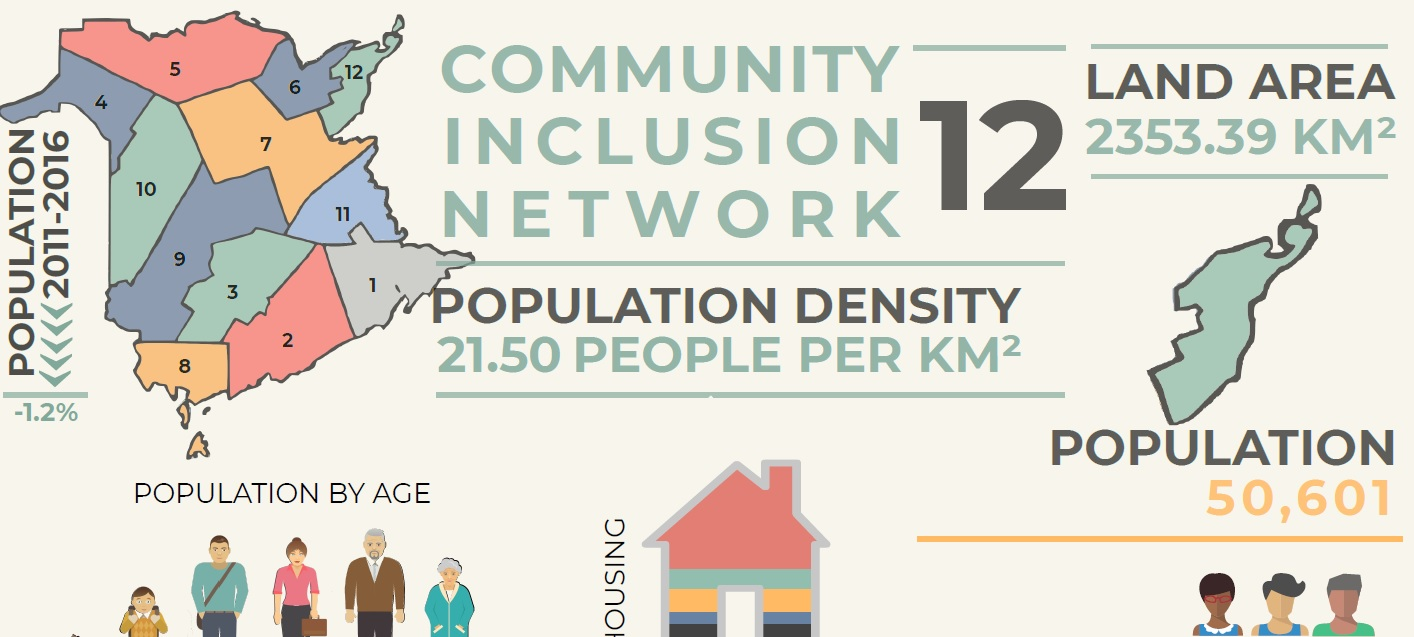 Community Inclusion Network Volume 12