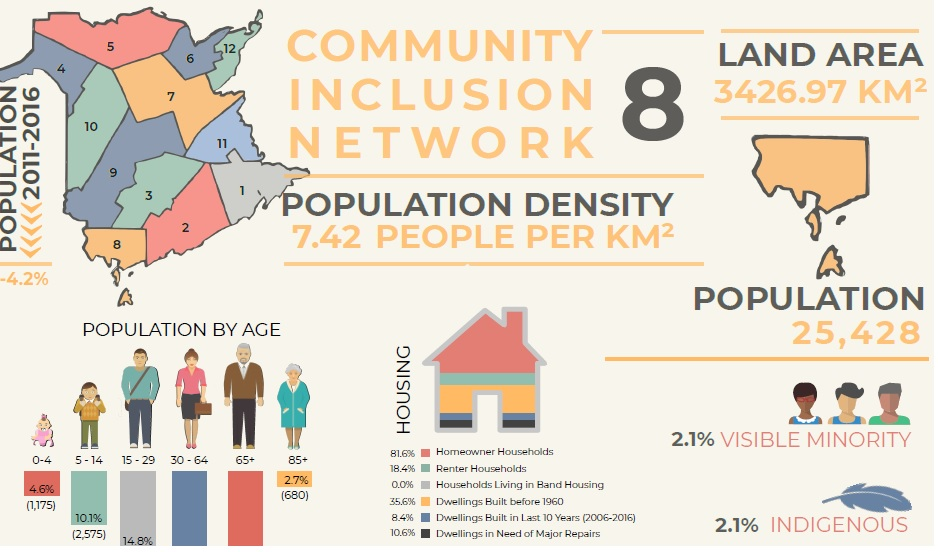 Community Inclusion Network Volume 8