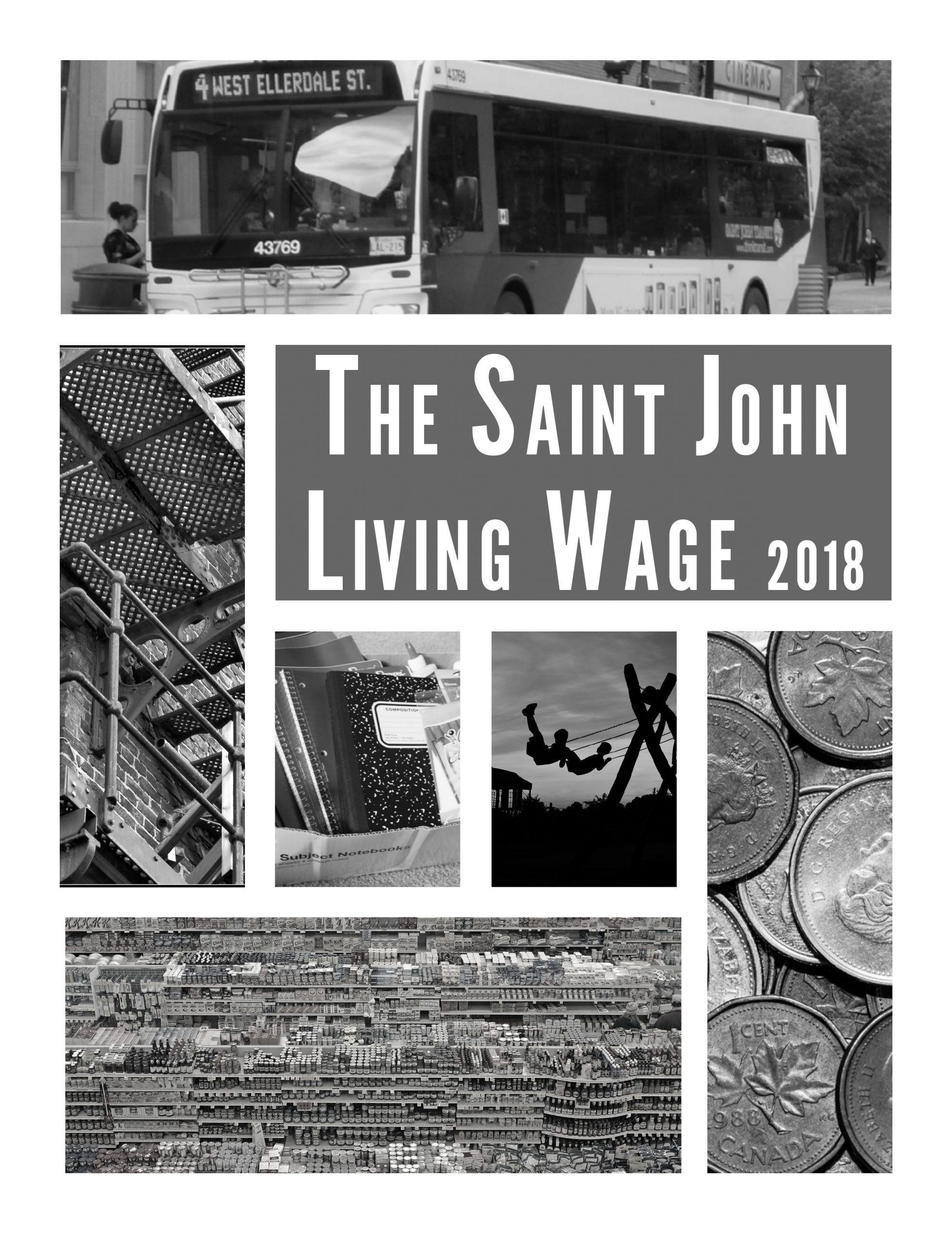 The Saint John Living Wage 2018