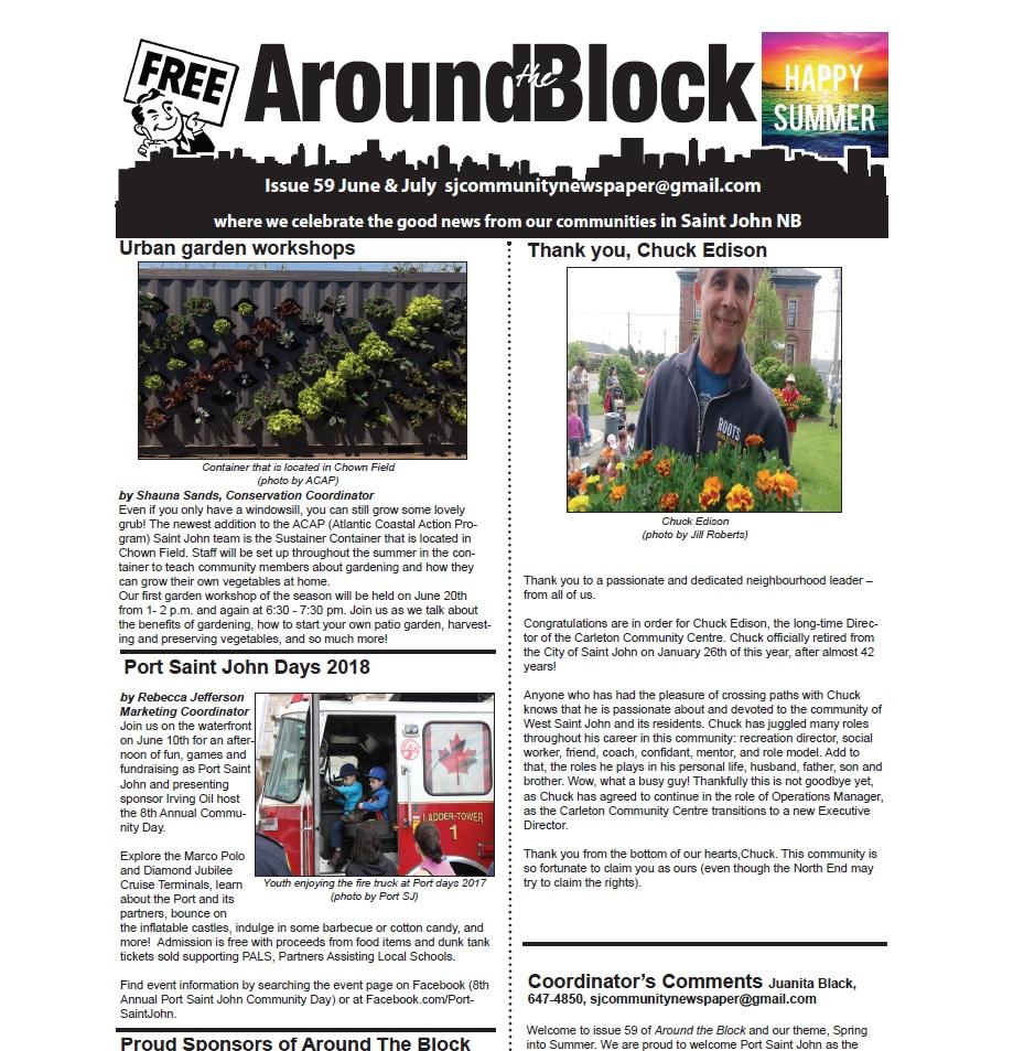Around the Block Issue 59