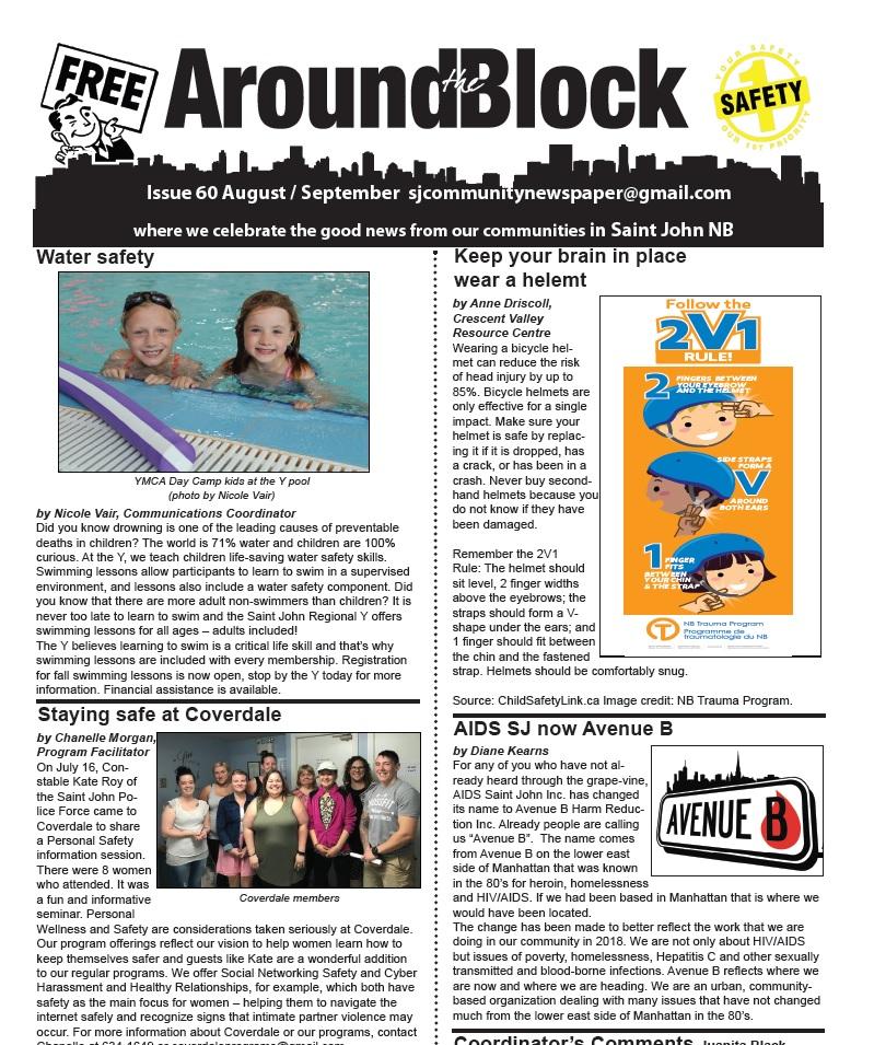 Around the Block Issue 60